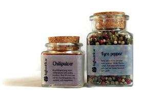 Köp kryddor på nätet hos KaffeochTe.se
